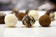 Pralinen handgemacht vom Chocolatier