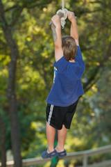 High Tree Swing