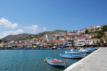 Greece - Samos - Pythagorio