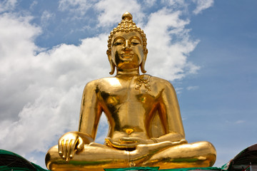 Image of Golden Buddha