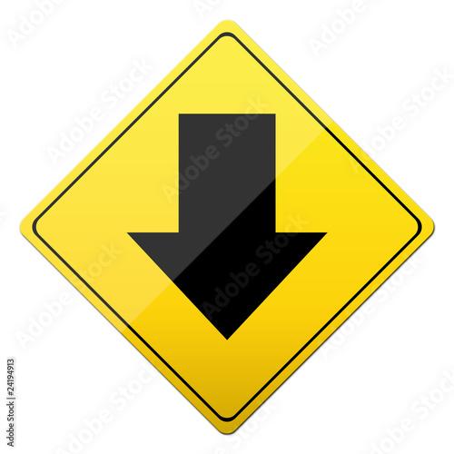 pfeil, down, download, sign