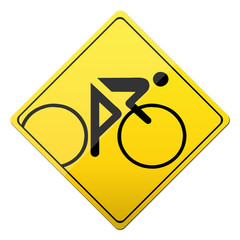 radsport, cycling, button, sign, schild