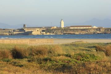 Faro en Tarifa, Cádiz