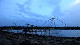 Chinese fishing nets (of Kochi)