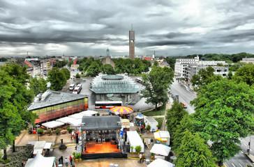 Hamburg - Wandsbek Markt