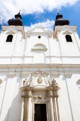 Church of Saint Cross, Znojmo, Czech Republic