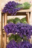 Fototapety Lavender bunches for sale