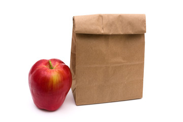 Brown Paper Bag Lunch