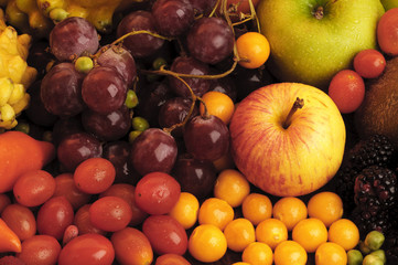 many fruits in one package