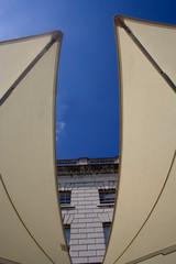Urban parasols