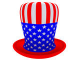 hat of the uncle sam poster