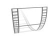 Curled film