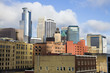 Colorful Buildings in Minneapolis