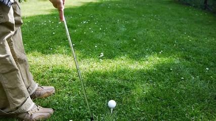 Golf Training - Variant 1