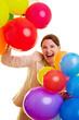 Managerin feiert Geburtstag