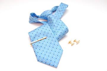 галстук и запонки