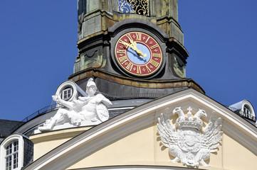 Schlossuhr
