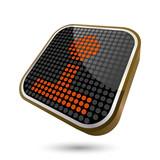 joystick gamepade spiel symbol zeichen poster