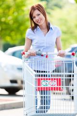 Concept supermarché