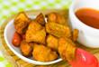 chicken - hähnchen mit chili sosse