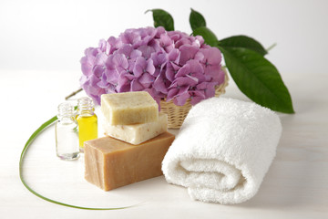 Bathing articles