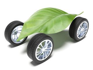 Un auto molto ecologica