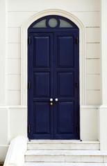 European style door