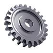 Gear wheel isolated