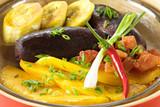 Boudin Creole Aux Fruits