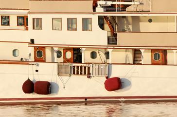 class yacht