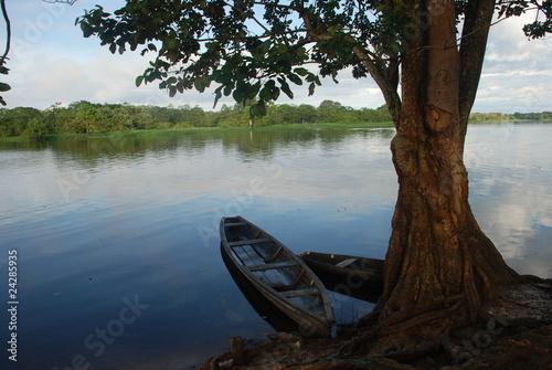 Parqueadero Amazonico