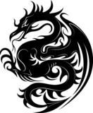 Drago Tatuaggio-Dragoon Tattoo-Tatouage Dragon-2
