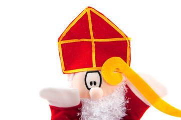 Sinterklaas puppet