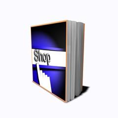 3d shop book