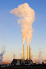 power plant in Page, Arizona, USA