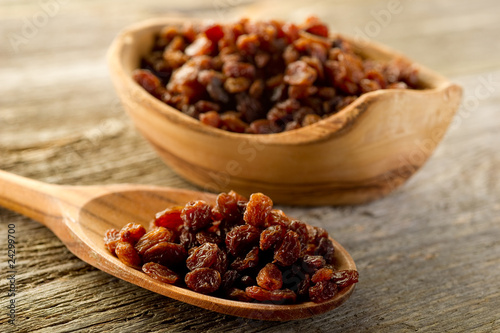 dried grapes - uva sultanina
