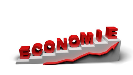 fluctuations économiques 3d