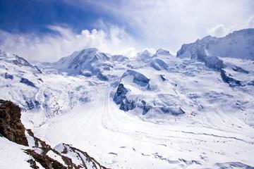 The Swiss Alp in Switzerland