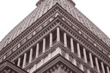 Mole Antonelliana Building in Turin poster