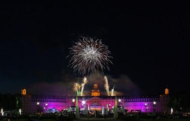 Schloss in Flammen 2010 06