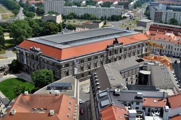 Dresda dalla cupola della Frauenkirche _08