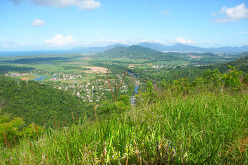 View of Cairns - Queensland, Australia
