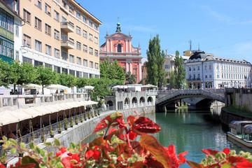 Ljubljana, Slowenien (Sommer 2010)