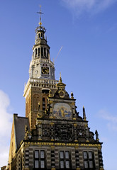 Waag in Amersfoort, Holland