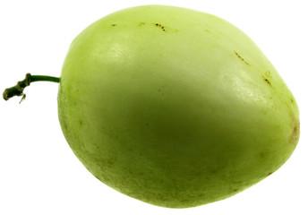 ziziphus jujuba, jujube, fruit des tropiques, fond blanc