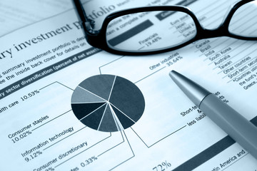 financial portfolio, investment review