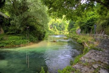 Subiaco, Vista Caratteristica