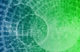 Alien Galaxy Planet Futuristic Horizon poster