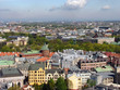 Riga northeastern panorama