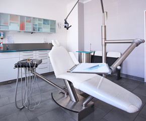 Zahnarztstuhl Zahnarzt Kieferorthopäde